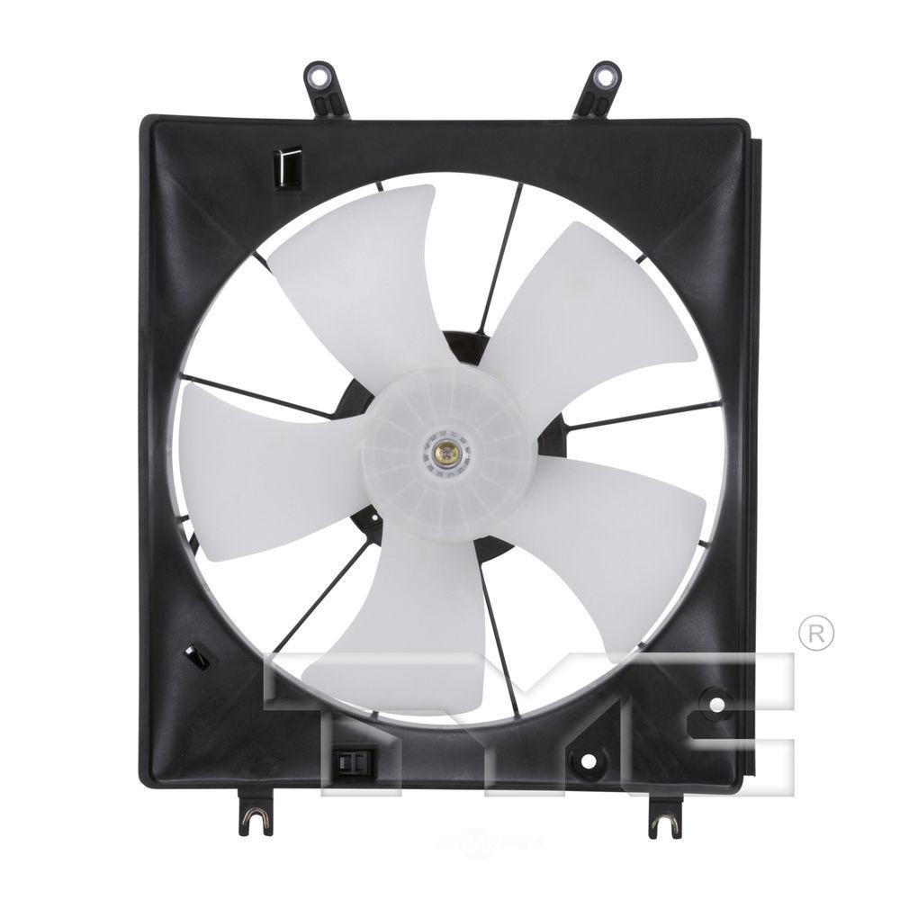 TYC - Engine Cooling Fan - TYC 601150
