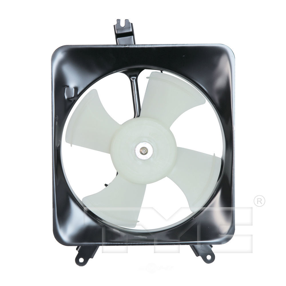 TYC - Engine Cooling Fan Blade - TYC 610050