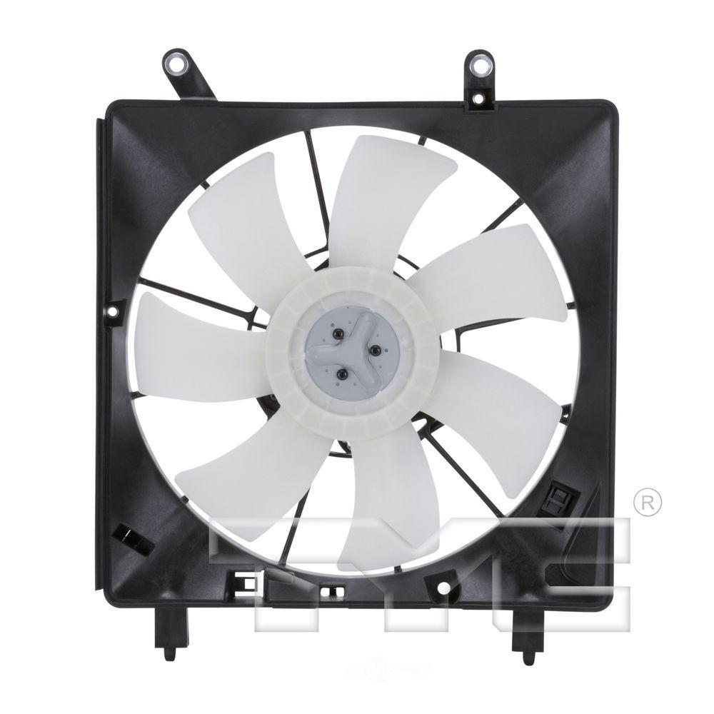 TYC - Engine Cooling Fan Blade - TYC 610600