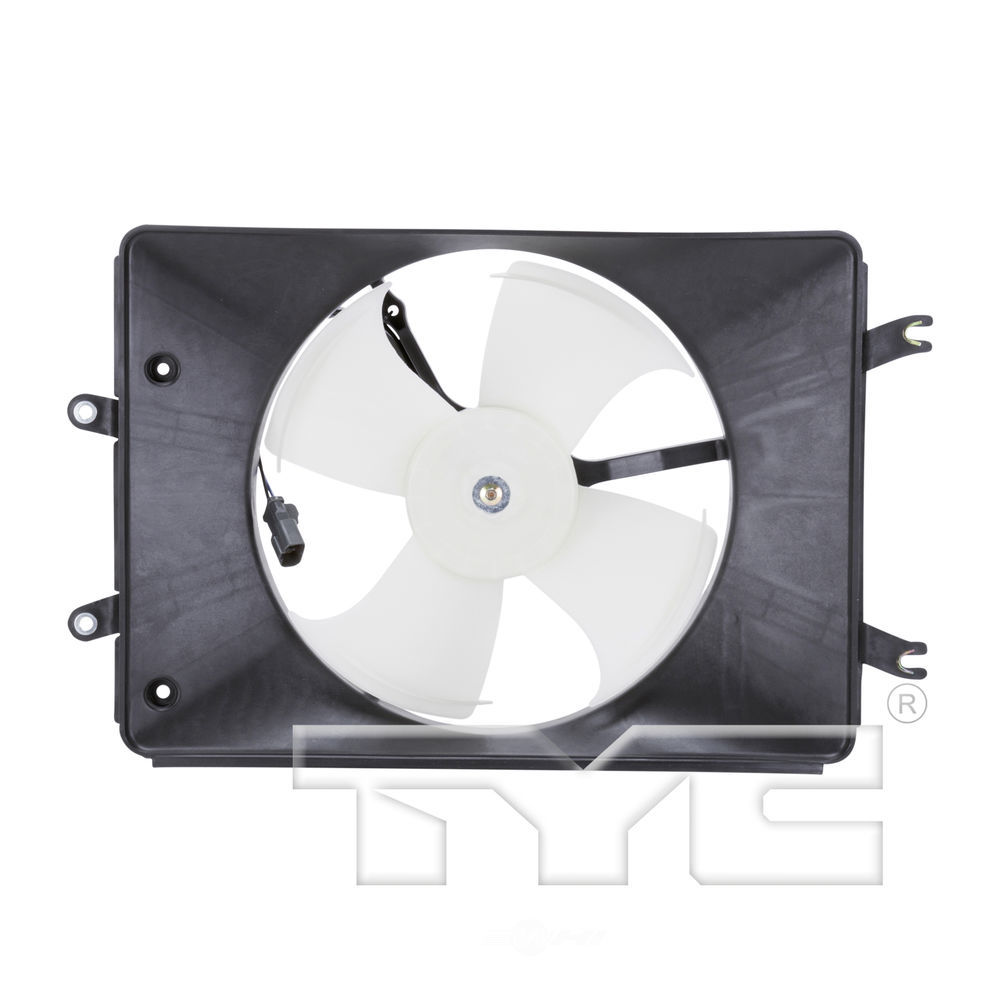 TYC - Engine Cooling Fan Blade - TYC 610620