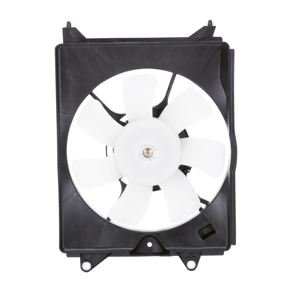 TYC - A/C Condenser Cooling Fan Assembly - TYC 611350
