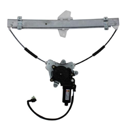 TYC - Power Window Motor and Regulator Assembly - TYC 660152