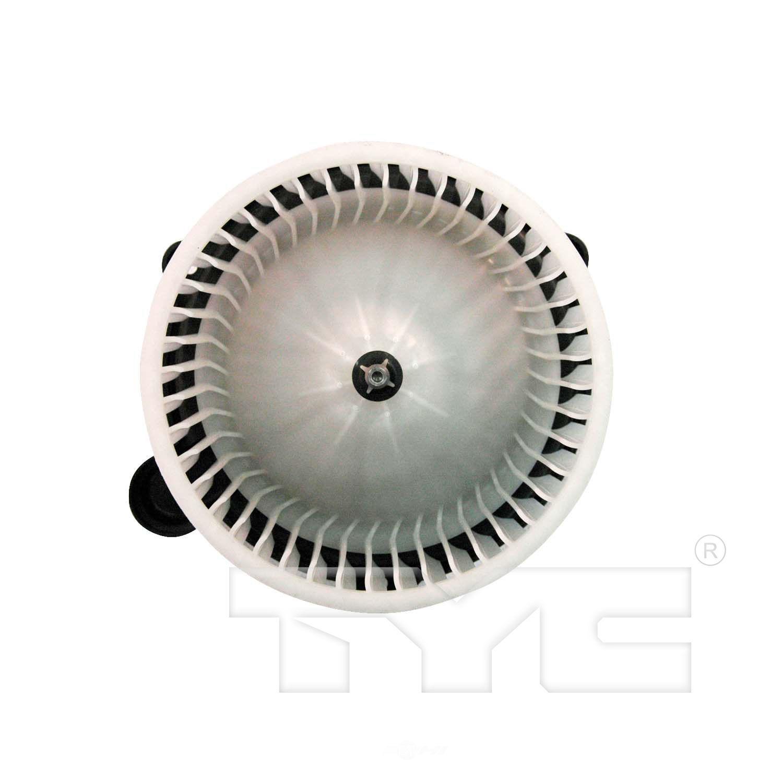 TYC - HVAC Blower Motor (Front) - TYC 700133