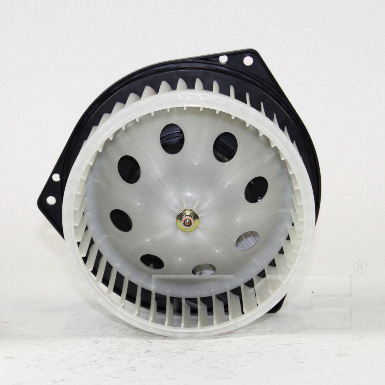TYC - HVAC Blower Motor (Front) - TYC 700193
