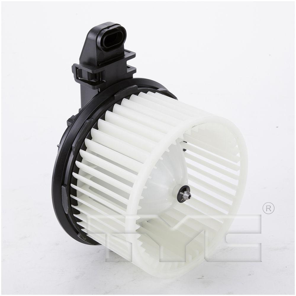 Motorcraft hvac blower motor part number mm 1017 for Furnace blower motor price