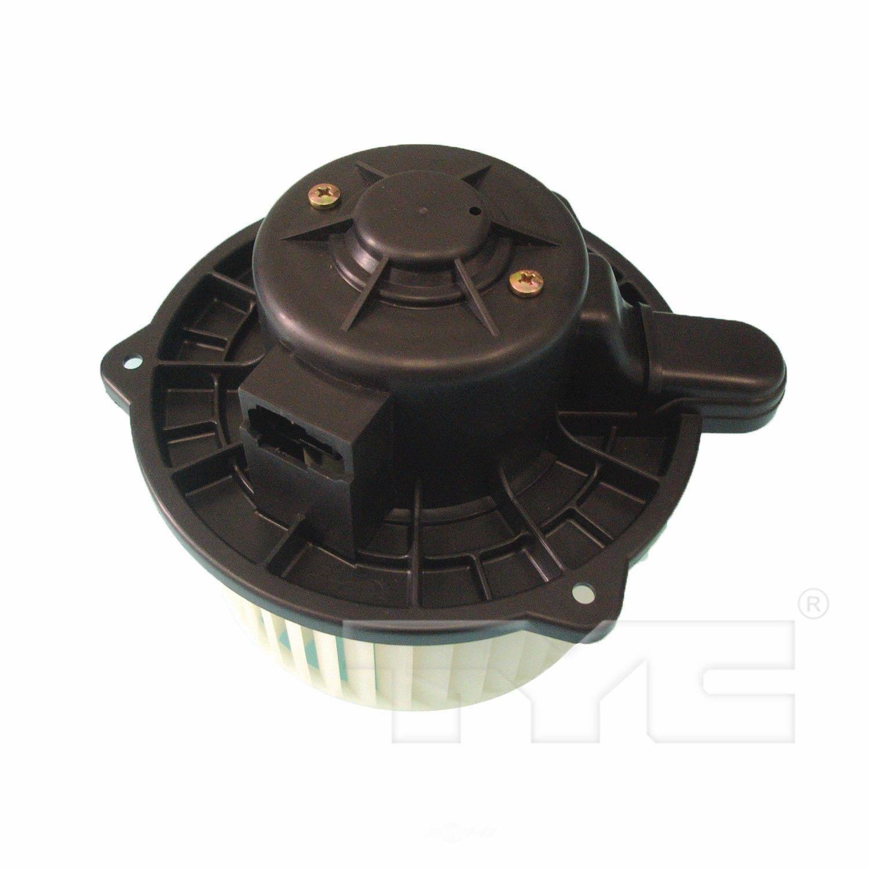 TYC - HVAC Blower Motor (Front) - TYC 700246