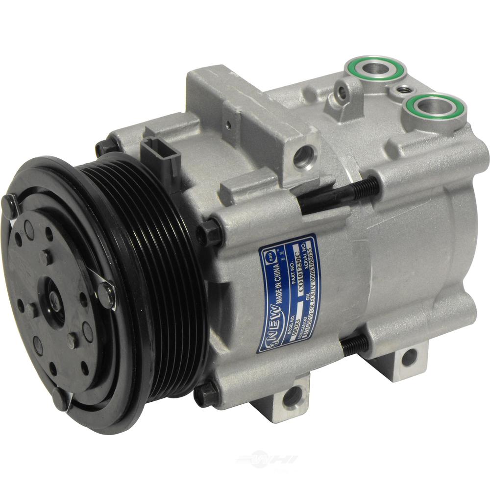 UNIVERSAL AIR CONDITIONER, INC. - Uac Fs10 Compressor Assembly - UAC CO 101230C