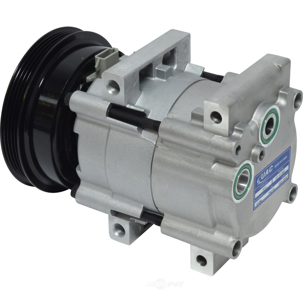 UNIVERSAL AIR CONDITIONER, INC. - Uac Fs10 Compressor Assembly - UAC CO 101390C