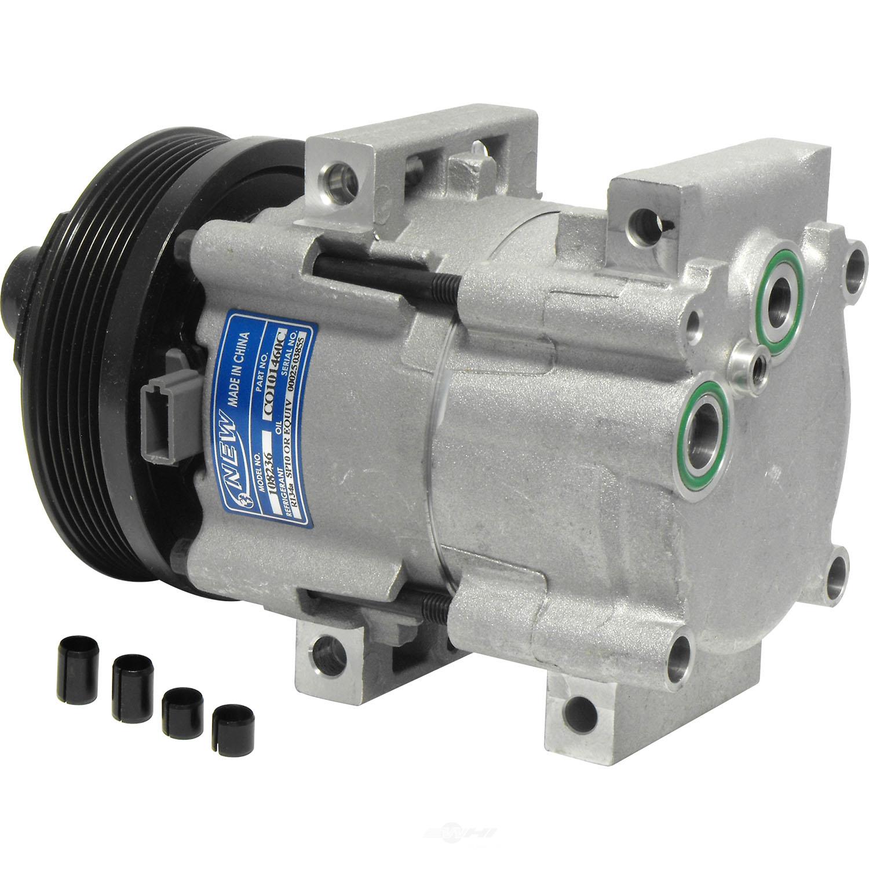 UNIVERSAL AIR CONDITIONER, INC. - Uac Fs10 Compressor Assembly - UAC CO 101460C