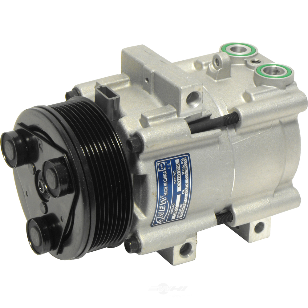 UNIVERSAL AIR CONDITIONER, INC. - Uac Fs10 Compressor Assembly - UAC CO 101490C