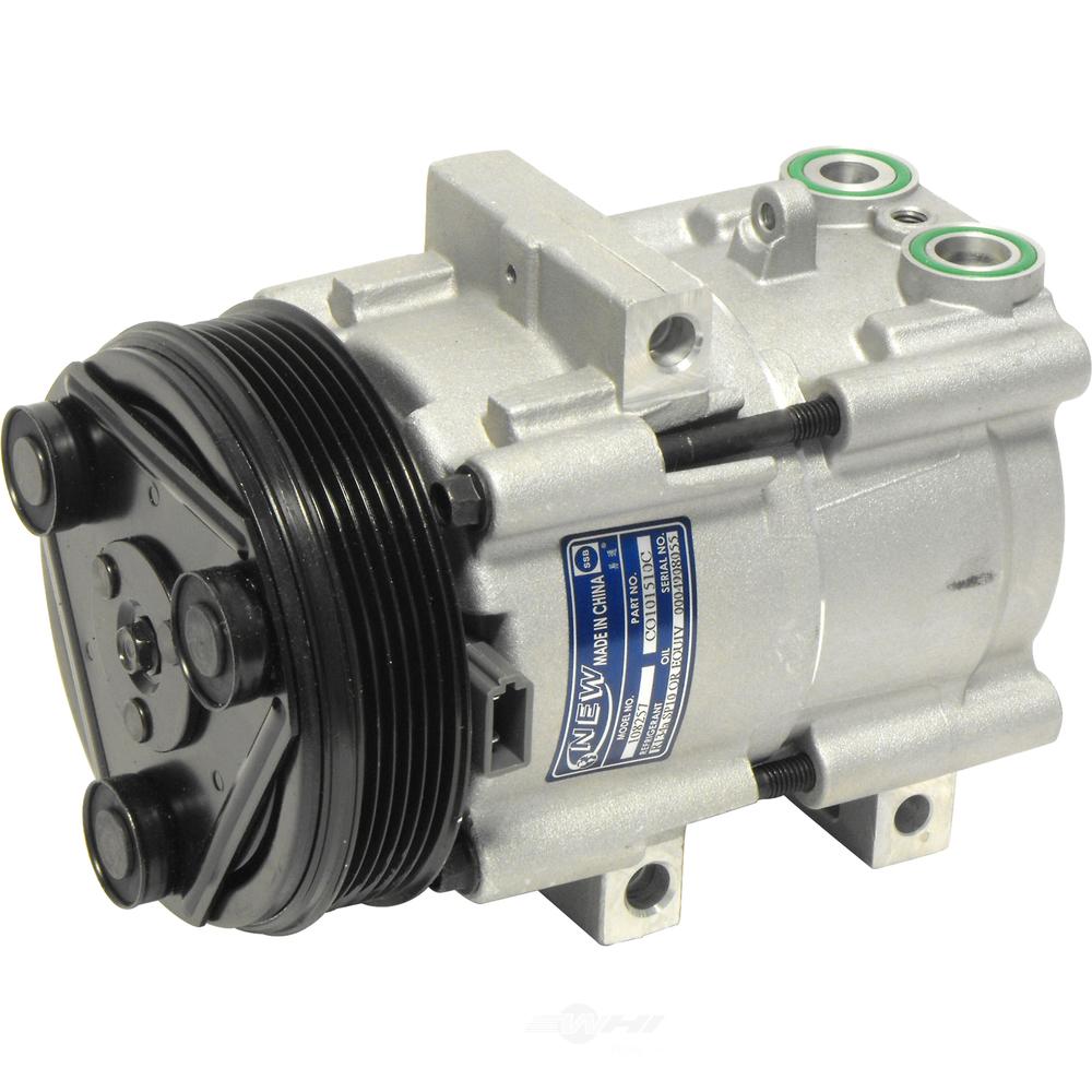 UNIVERSAL AIR CONDITIONER, INC. - Uac Fs10 Compressor Assembly - UAC CO 101510C