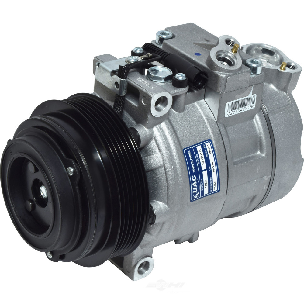 UNIVERSAL AIR CONDITIONER, INC. - SD7SB16C Compressor Assembly - UAC CO 105111C