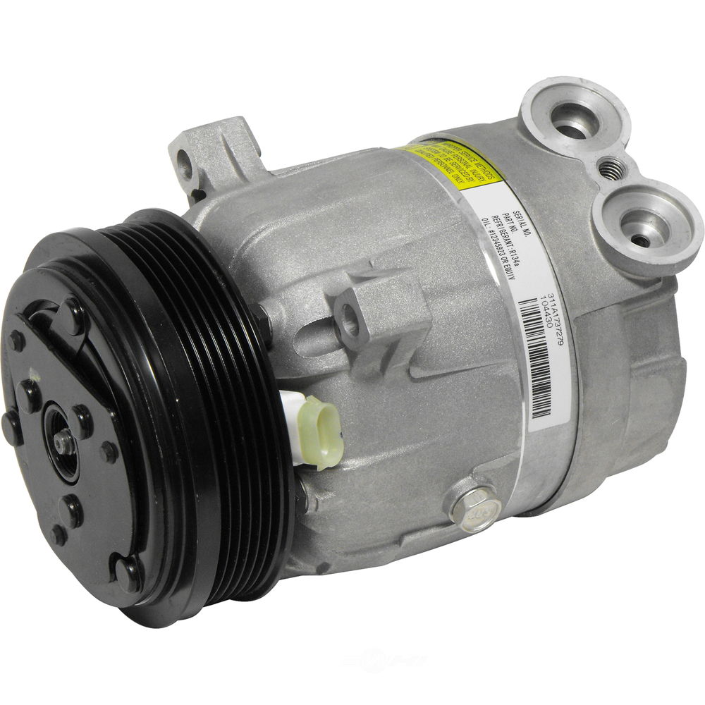 UNIVERSAL AIR CONDITIONER, INC. - V5 Compressor Assembly - UAC CO 10539C