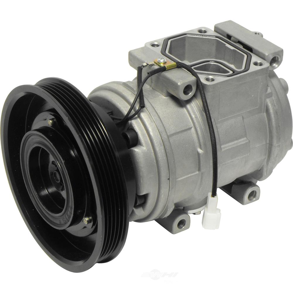 UNIVERSAL AIR CONDITIONER, INC. - Uac 10pa17c Compressor Assembly - UAC CO 10598GLC