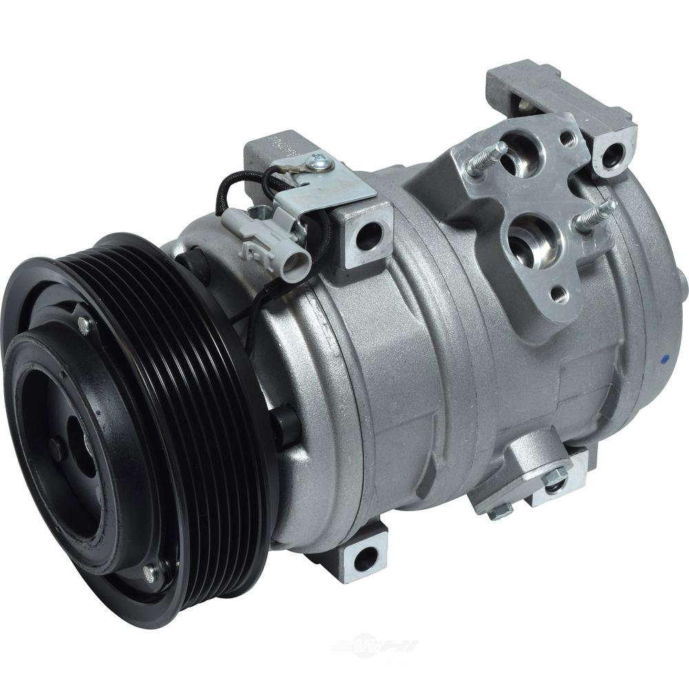 UNIVERSAL AIR CONDITIONER, INC. - Uac 10s17c Compressor Assembly - UAC CO 10602C