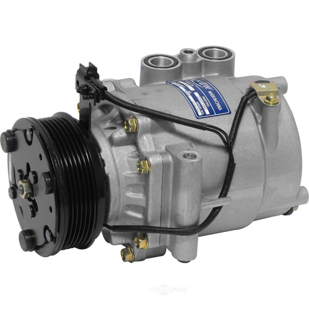 UNIVERSAL AIR CONDITIONER, INC. - Uac Gm Scroll Compressor Assembly - UAC CO 10715AC