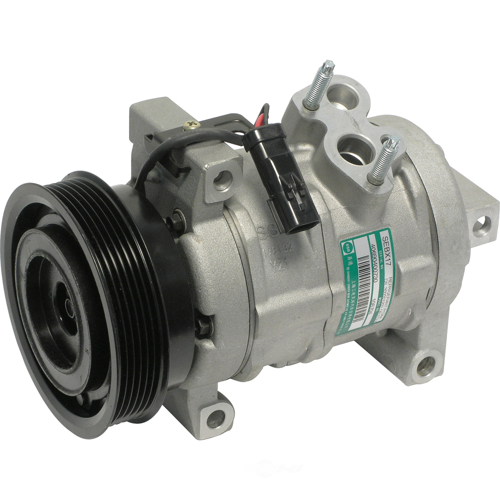 UNIVERSAL AIR CONDITIONER, INC. - 10S17 Compressor Assembly - UAC CO 30000C
