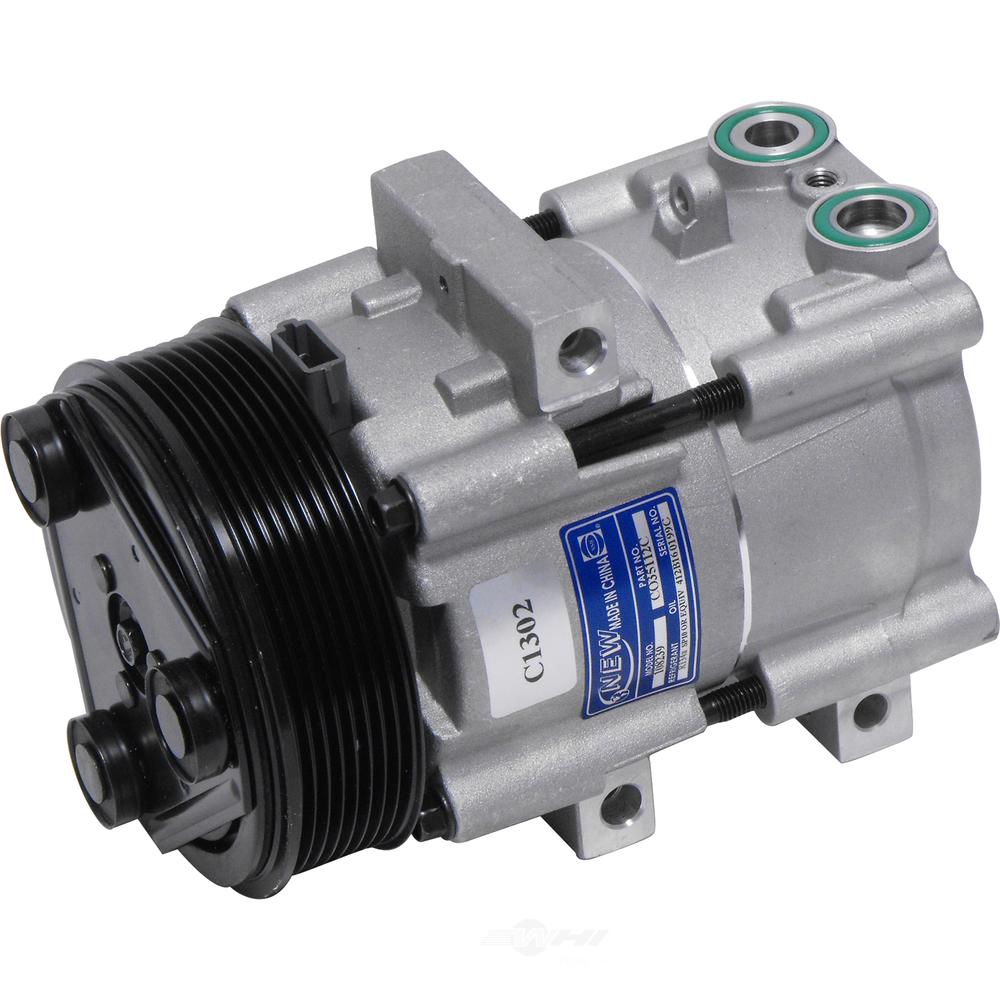UNIVERSAL AIR CONDITIONER, INC. - Uac Fs10 Compressor Assembly - UAC CO 35112C