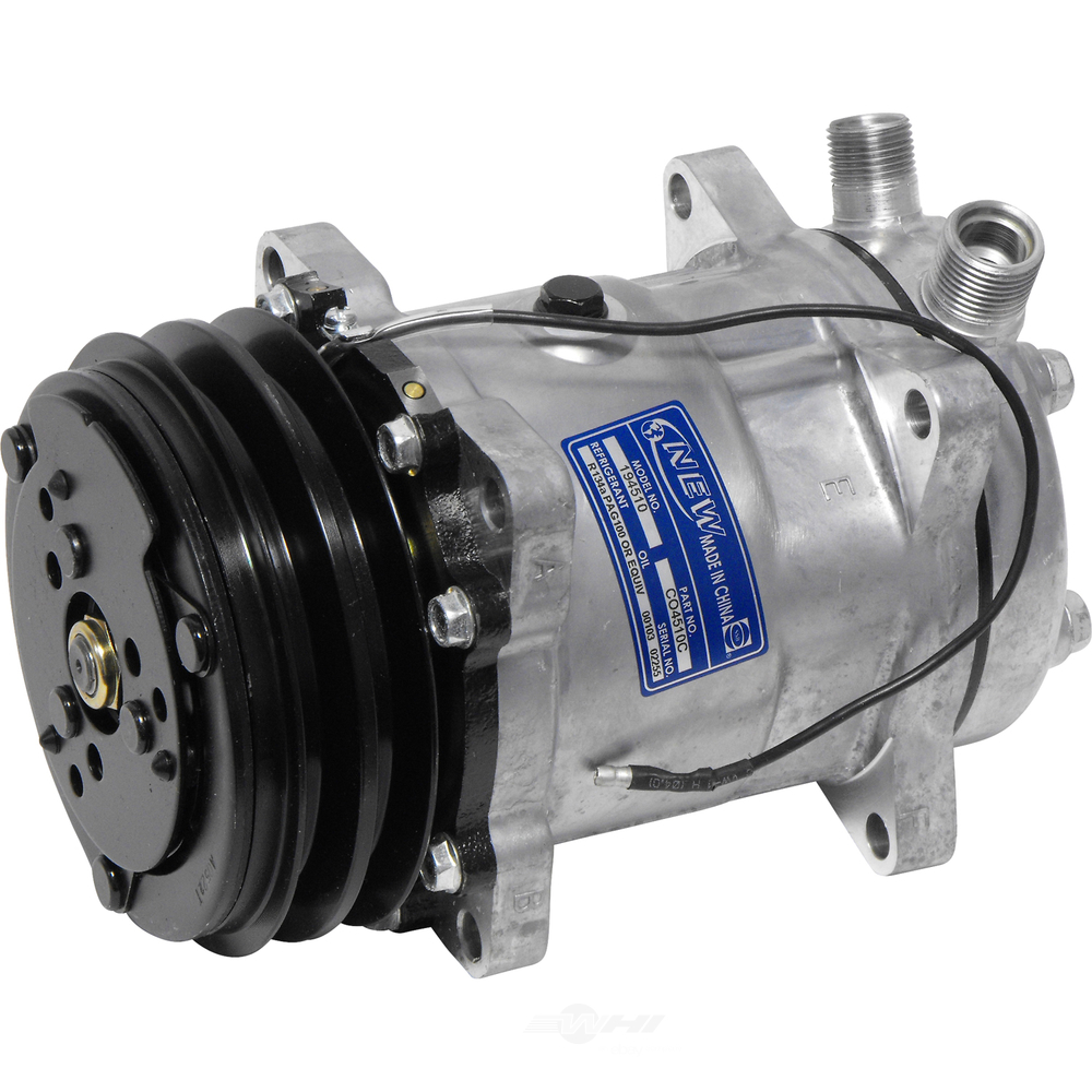 UNIVERSAL AIR CONDITIONER, INC. - Uac Sd5h14 Compressor Assembly - UAC CO 4510C