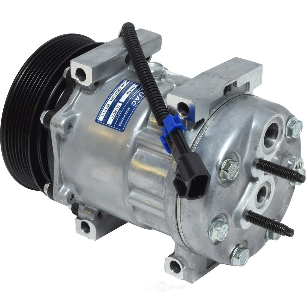 UNIVERSAL AIR CONDITIONER, INC. - Uac Sd7h15hd Compressor Assembly - UAC CO 4577C