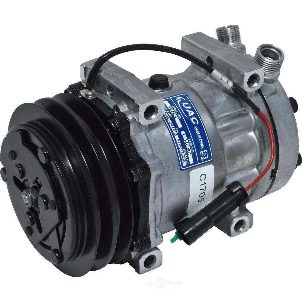 UNIVERSAL AIR CONDITIONER, INC. - Uac Sd7h15 Compressor Assembly - UAC CO 4626C