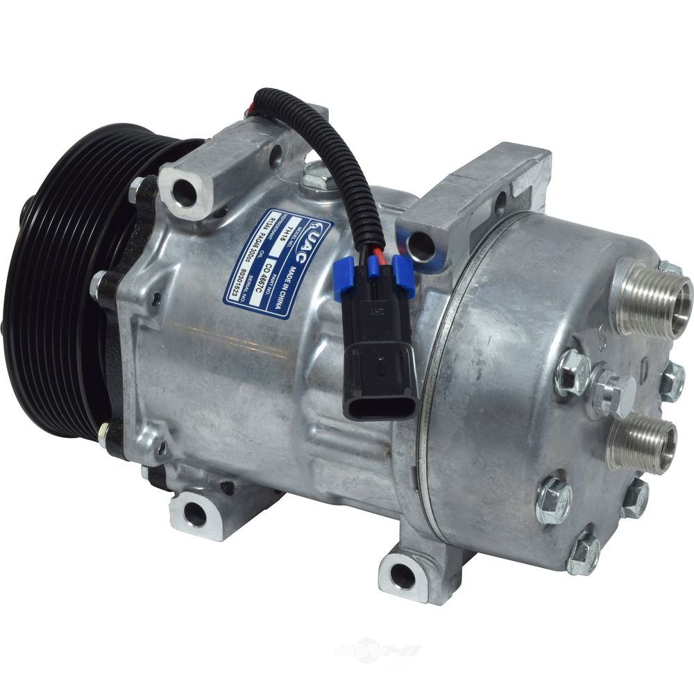 UNIVERSAL AIR CONDITIONER, INC. - Uac Sd7h15 Compressor Assembly - UAC CO 4667C