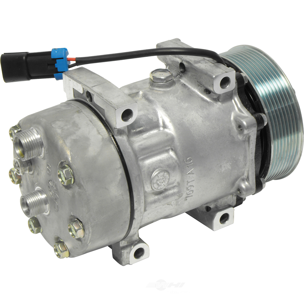 UNIVERSAL AIR CONDITIONER, INC. - Sanden Sd7h15 Compressor Assembly - UAC CO 4667