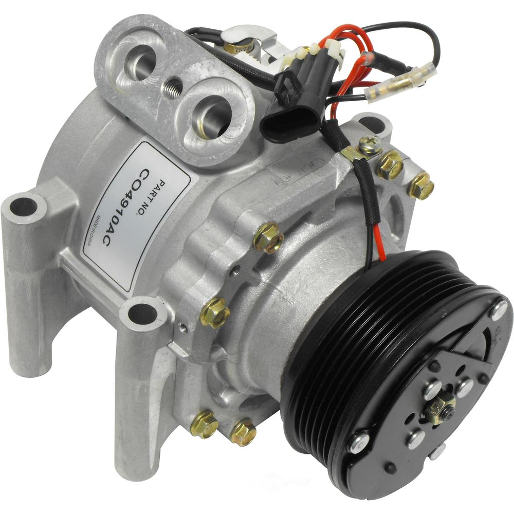 UNIVERSAL AIR CONDITIONER, INC. - TRSA12 Compressor Assembly - UAC CO 4910AC