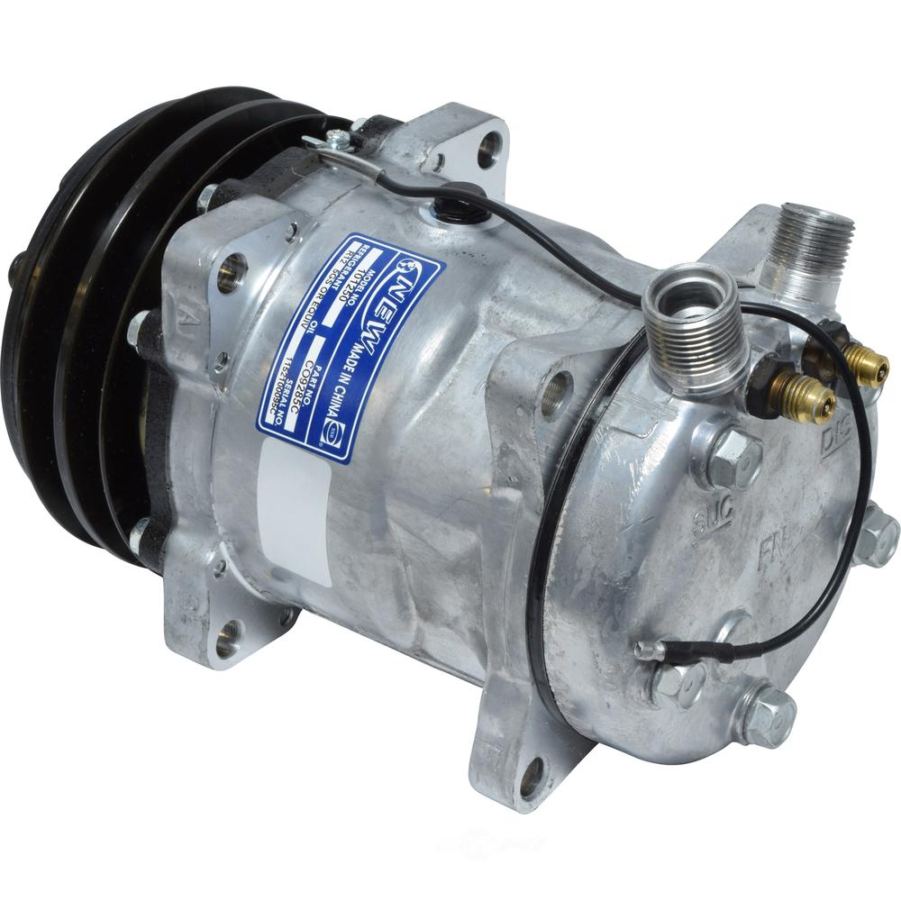 UNIVERSAL AIR CONDITIONER, INC. - Uac Sd508 Compressor Assembly - UAC CO 9285C