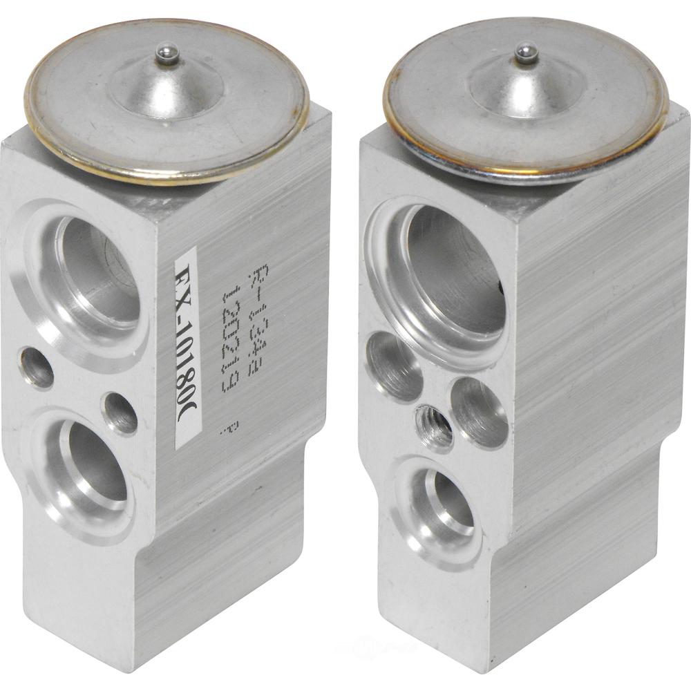 UNIVERSAL AIR CONDITIONER, INC. - Block Expansion Valve - UAC EX 10180C