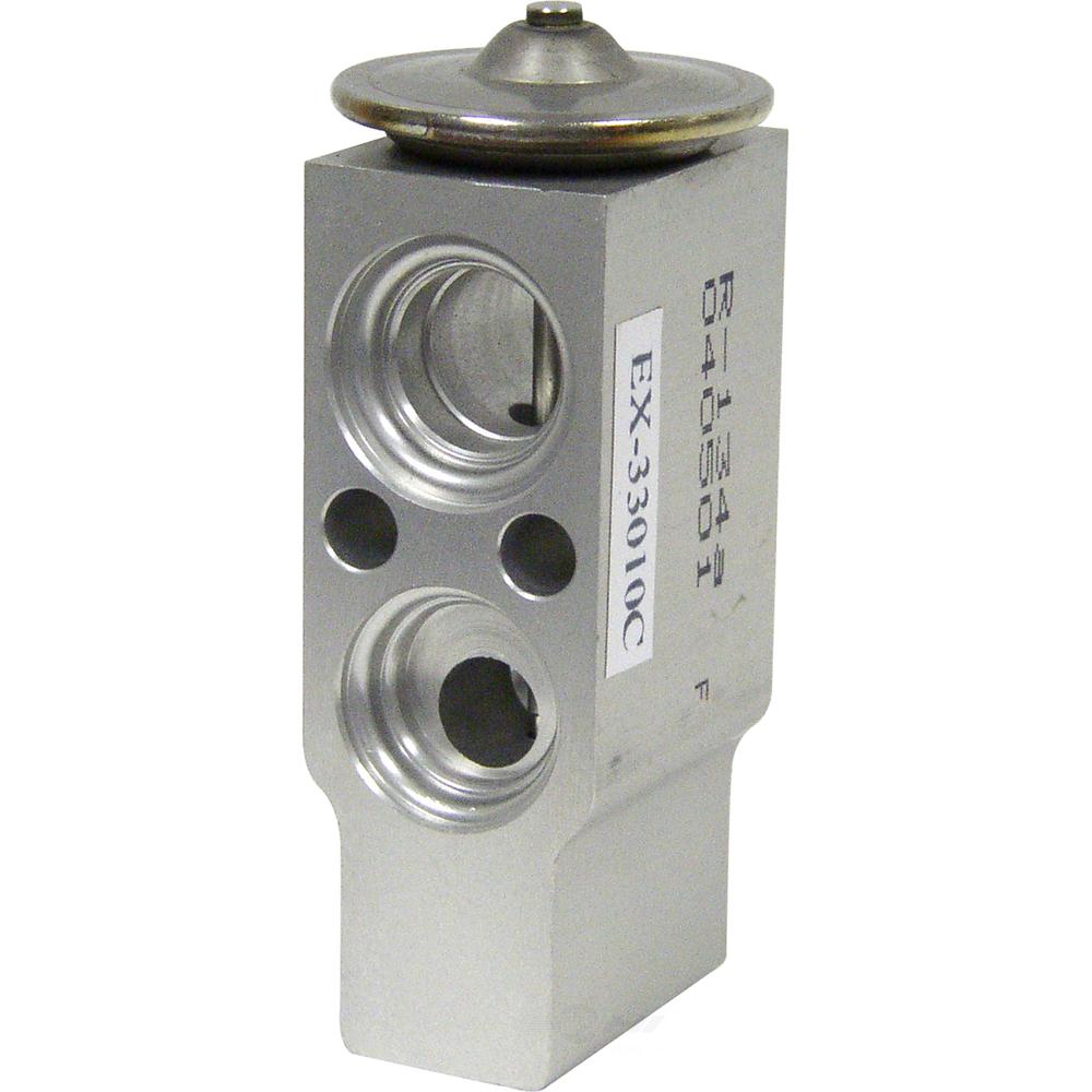UNIVERSAL AIR CONDITIONER, INC. - Block Expansion Valve - UAC EX 33010C