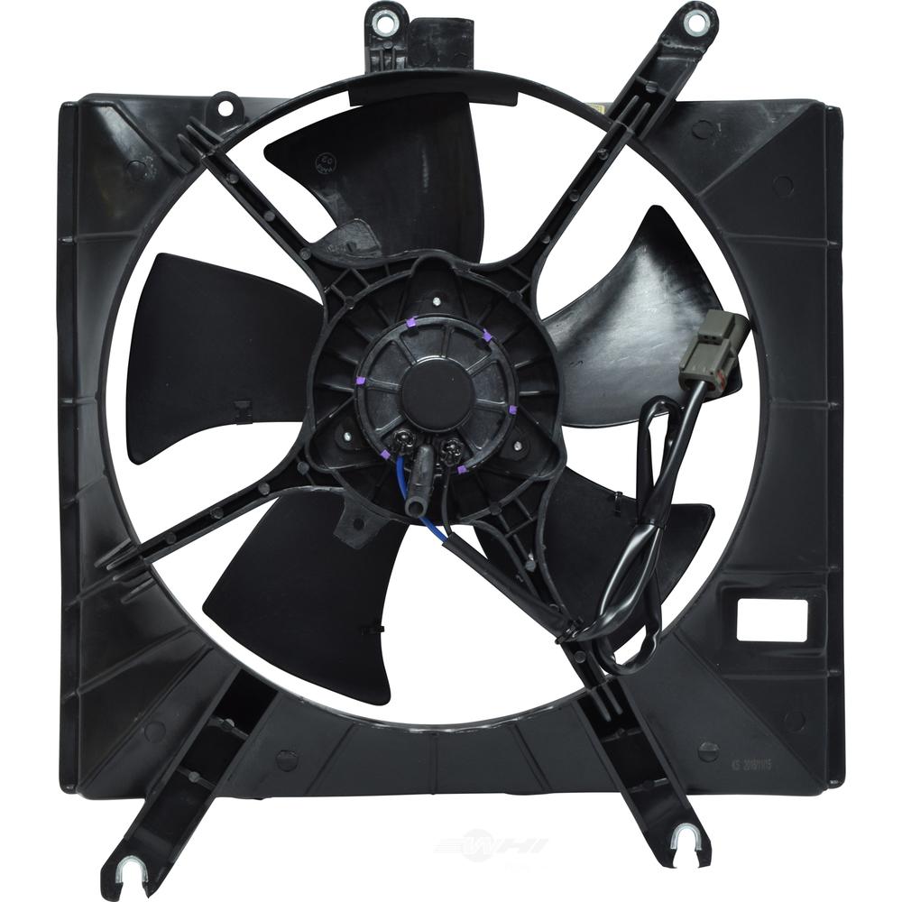 UNIVERSAL AIR CONDITIONER, INC. - Radiator-Condenser Fan Assy - UAC FA 70279C
