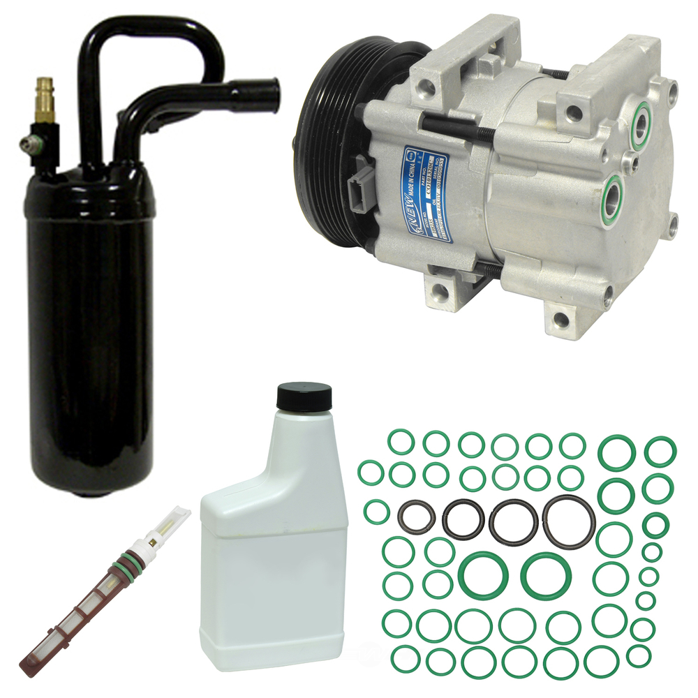 UNIVERSAL AIR CONDITIONER, INC. - Compressor Replacement Kit - UAC KT 1454