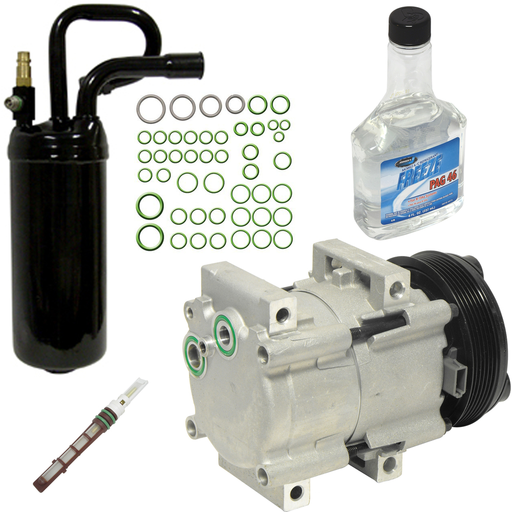 UNIVERSAL AIR CONDITIONER, INC. - Compressor Replacement Kit - UAC KT 1714