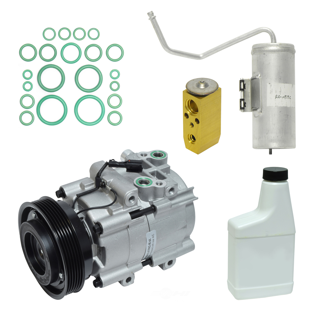 UNIVERSAL AIR CONDITIONER, INC. - Compressor Replacement Kit - UAC KT 1841