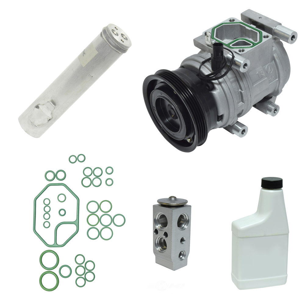 UNIVERSAL AIR CONDITIONER, INC. - Compressor Replacement Kit - UAC KT 5306