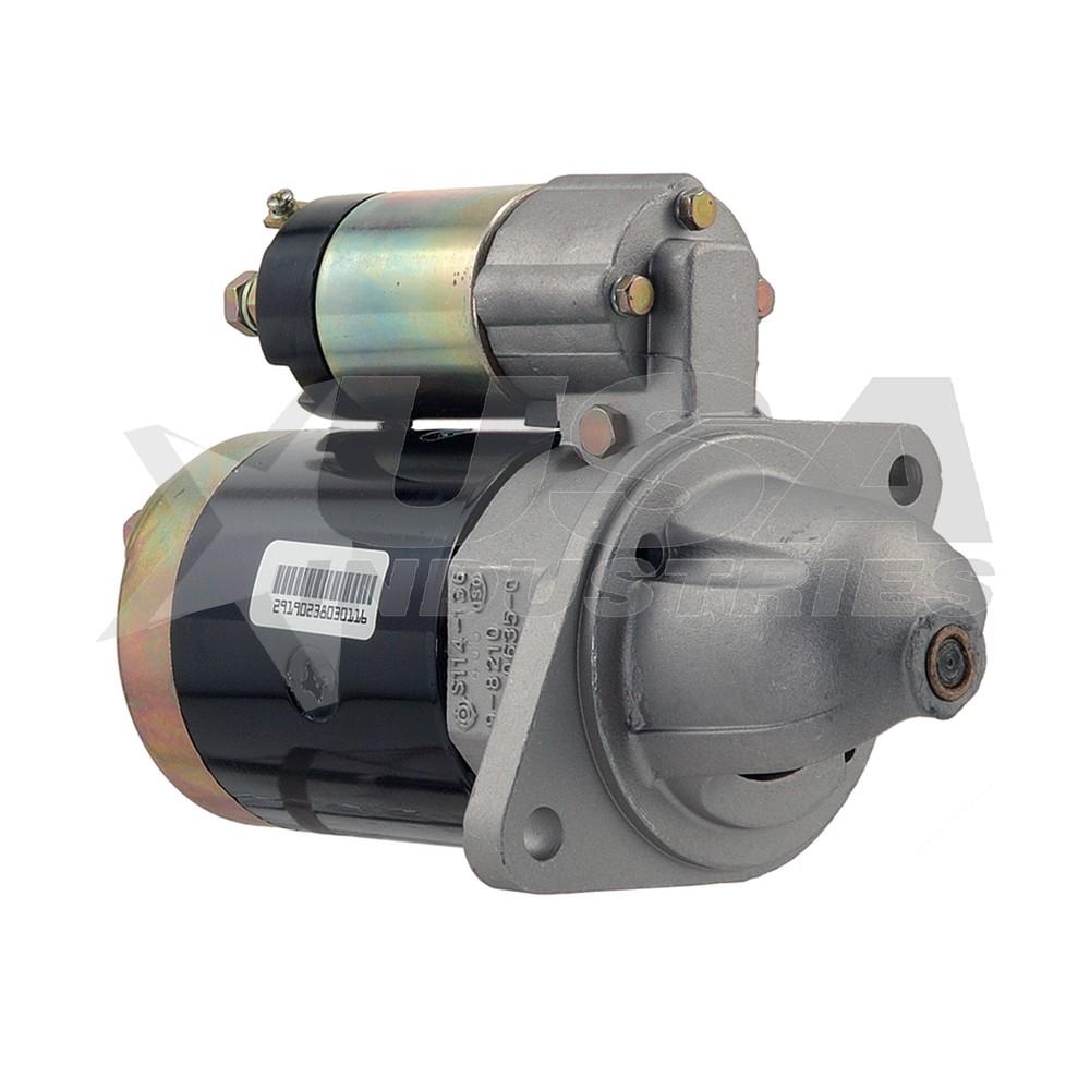 USA INDUSTRIES INC. - Reman Starter Motor - UIE S174