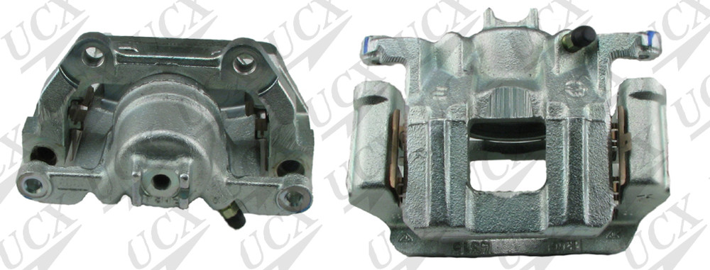UNDERCAR EXPRESS FRICTION READY - Rebuilt Friction Ready Caliper Single (w/Hdwe & Brkt) - UNX 10-5189S