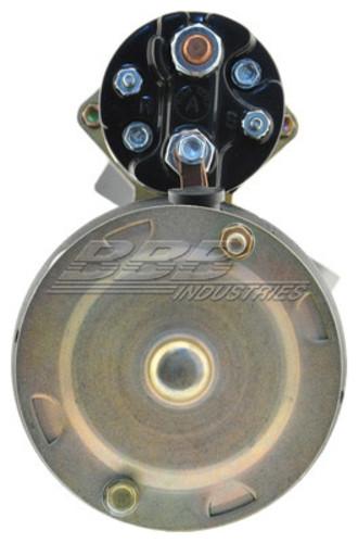 UNI-SELECT/ PRO-SELECT ELECTRICAL-PSU - Reman Starter - UPU 3631