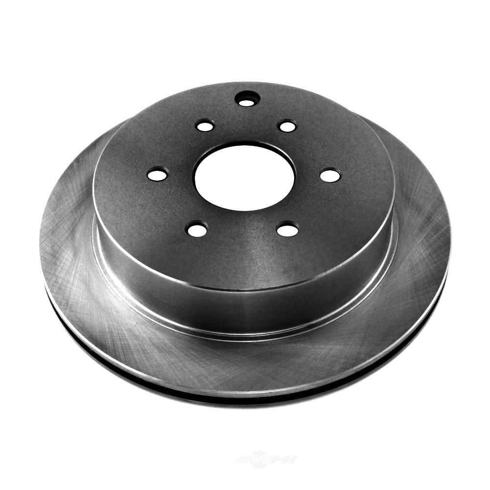 UQUALITY AUTOMOTIVE PRODUCTS - Disc Brake Rotor (Rear) - UQP 31410