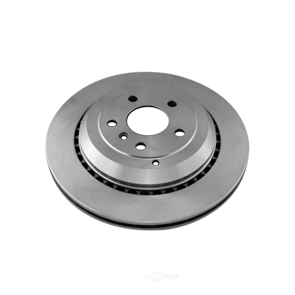 UQUALITY AUTOMOTIVE PRODUCTS - Disc Brake Rotor (Rear) - UQP 34296