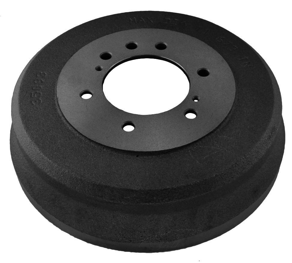 UQUALITY AUTOMOTIVE PRODUCTS - Brake Drum - UQP 35093