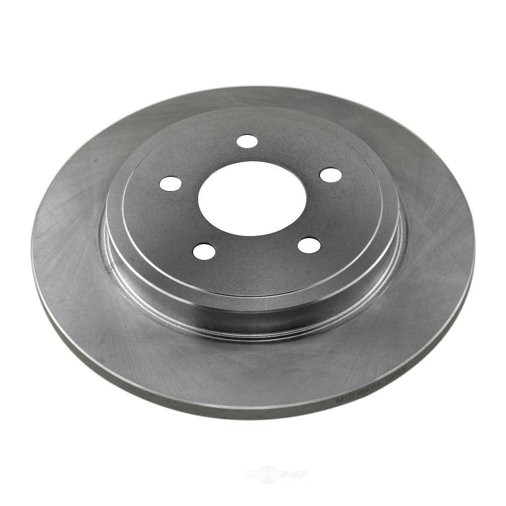 UQUALITY AUTOMOTIVE PRODUCTS - Disc Brake Rotor (Rear) - UQP 54122
