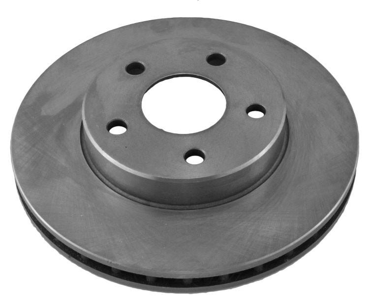UQUALITY AUTOMOTIVE PRODUCTS - Disc Brake Rotor - UQP 5558