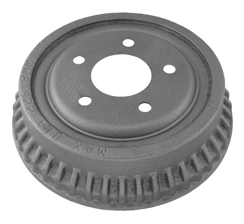 UQUALITY AUTOMOTIVE PRODUCTS - Brake Drum - UQP 8939