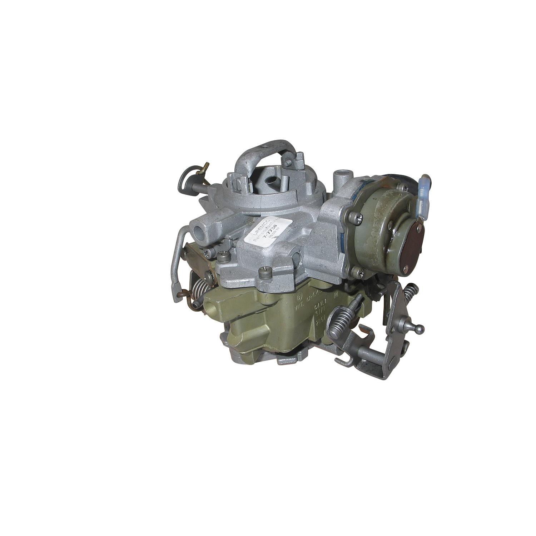 UNITED REMANUFACTURING CO - Carburetor - URC 7-7738