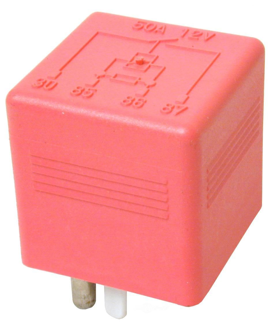 URO PARTS - Auxiliary Engine Cooling Fan Relay - URO 0015427419