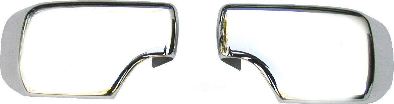 URO PARTS - Mirror Covers - Chrome, 2pc - URO CM-E39\/E46