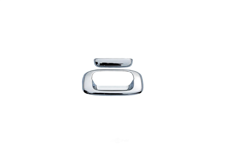 VENTSHADE - Chrome Tailgate Handle Cover(TM) - VEN 686552