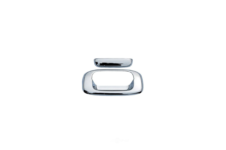 VENTSHADE - Chrome Tailgate Handle Cover(TM) - VEN 686557